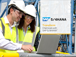 Get the SAP S/4HANA Solution Value Paper for Chemicals