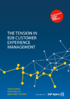 b2b customer experience management