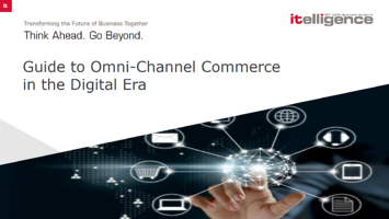 omni-channel commerce