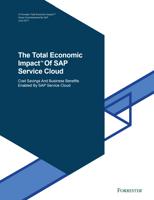 sap service cloud