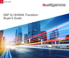 SAP S/4HANA Transition Buyer's Guide