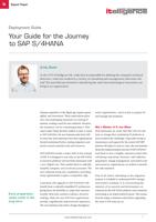Journey to SAP S/4HANA