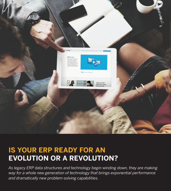 SAP Revolution White Paper