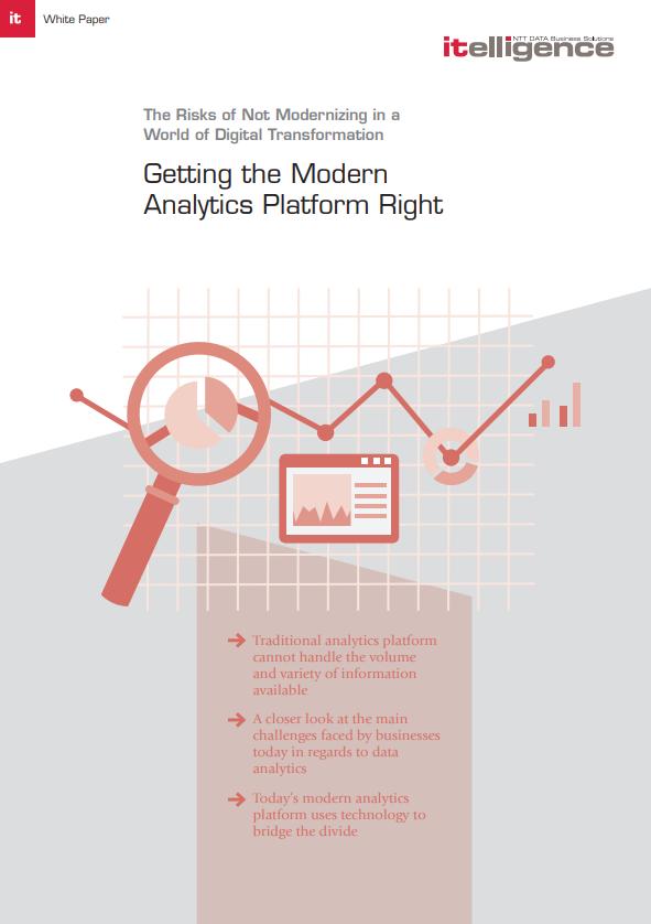 Modern Analytics White Paper