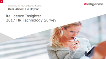 HR Technology Report
