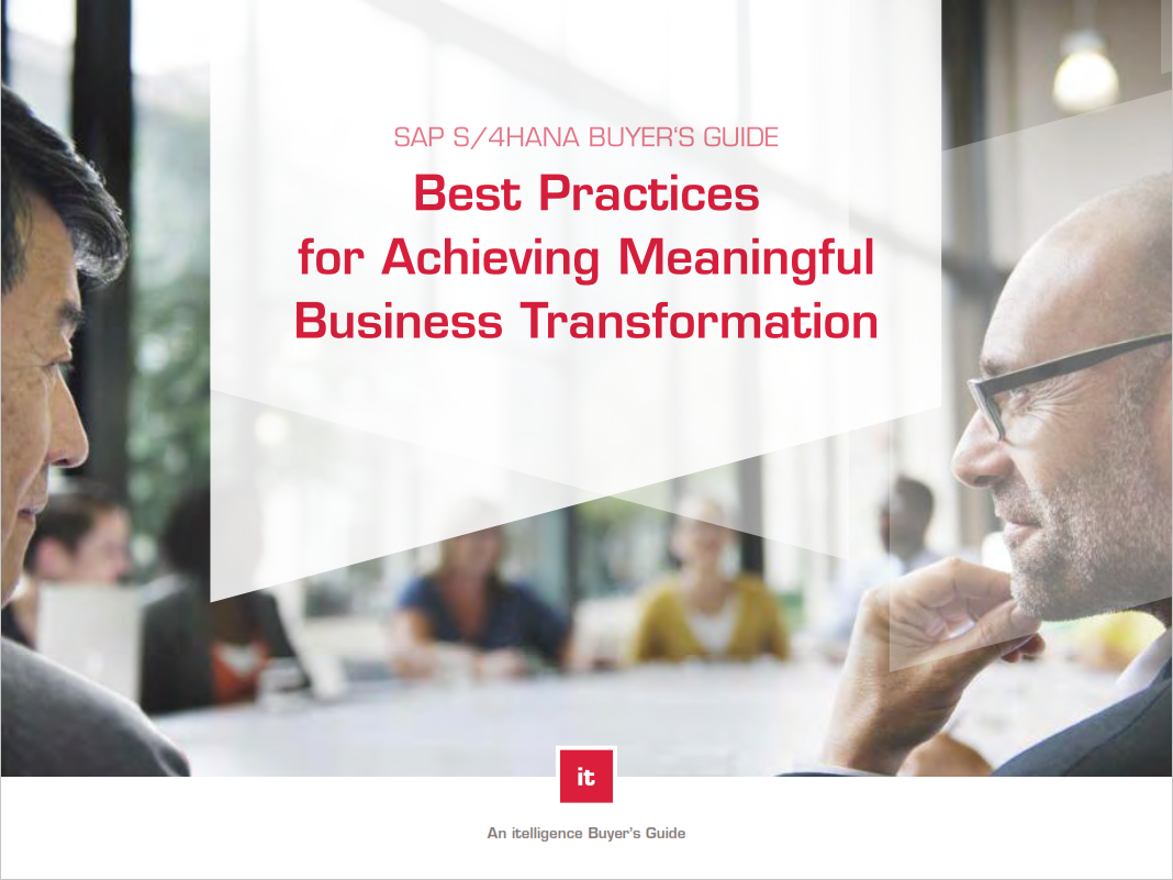 SAP S/4HANA Implementation Best Practices Guide